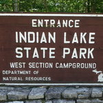 Indian lake west campground