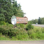 Cascade river state park