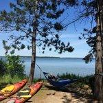 Cass lake