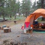 North eagle lake campground