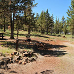 North eagle lake campground