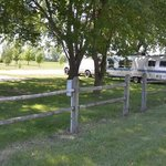 Fosston city campground