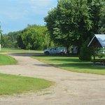 Fosston city campground