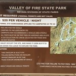 Valley fire state park