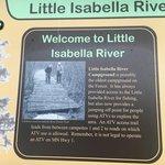 Little isabella river
