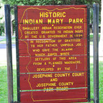 Indian mary park