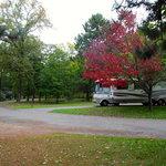 Pokegama dam campground