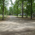 Crosslake campground
