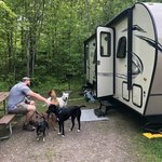 Spirit mountain city campground