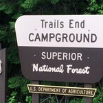 Trails end campground superior nf