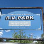 Tonasket chamber of commerce rv park