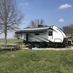 Crows creek county campground