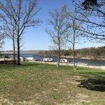 Damsite park campground