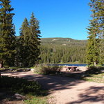Lake irwin campground