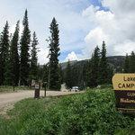 Lake irwin campground