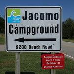 Jacomo campground