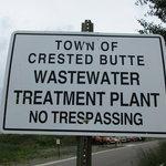 Crested butte rv dump station