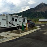 Crested butte rv dump station