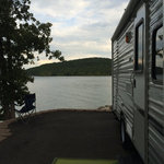 Old highway 86 campground