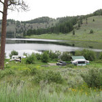 Chopaka lake campground