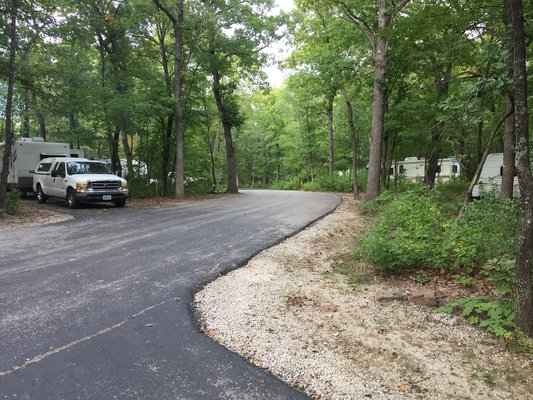 Ray behrens campground