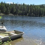 Lost lake campground