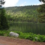 Bonaparte lake campground
