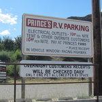 Princes rv park