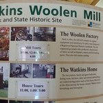 Watkins mill state park