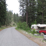 Toats coulee campground
