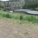 Chopaka lake recreation site