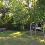 Buffalo gap campground