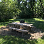 Buffalo gap campground