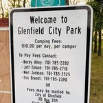 Glenfield city park