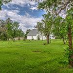 Grassy butte community park