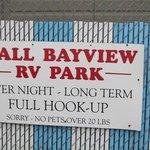 Ball bay view rv park