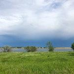 Lake sakakawea state park