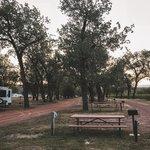 Medora city rv campground