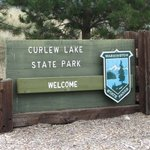 Curlew lake state park