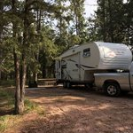 Bessey recreation complex campground