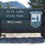 Alta lake state park