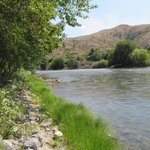 Wenatchee river county park