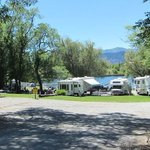 Wapato lake campground