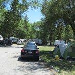 Wapato lake campground