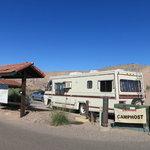 Willow beach campground rv park