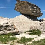 Toadstool geological park campground