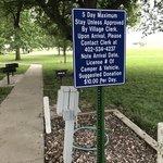 Utica city park