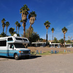 Lake mohave resort rv park