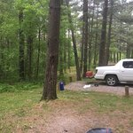 Burr oak cove campground