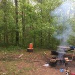 Burr oak cove campground